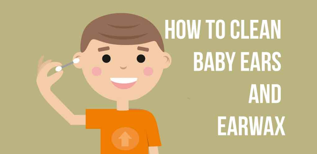 baby ear way removal
